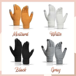 Thermal Touch Screen Knitted Gloves