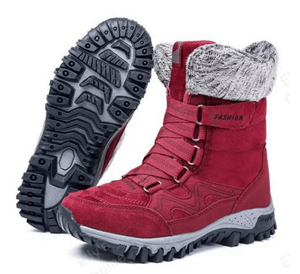 2021 Women Men Warm Waterproof Comfortable Boots