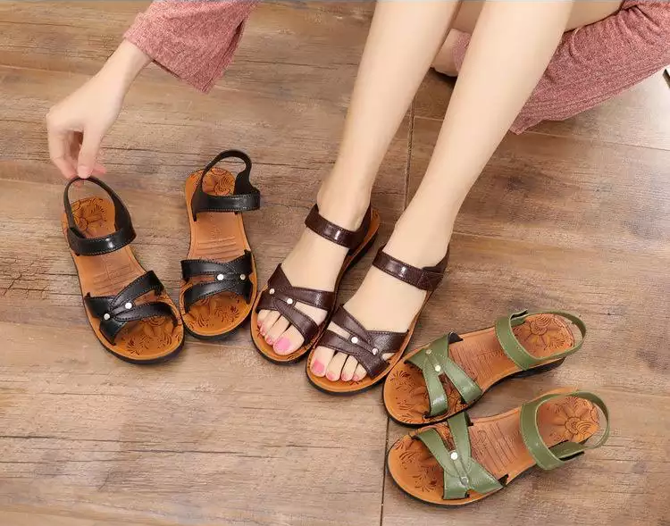 2021 MALLING FASHION Sandals for Women