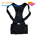 Dr.Care™ Magnetic Posture Corrective Therapy Back Brace for Men & Women, Comfy Brace Posture Corrector