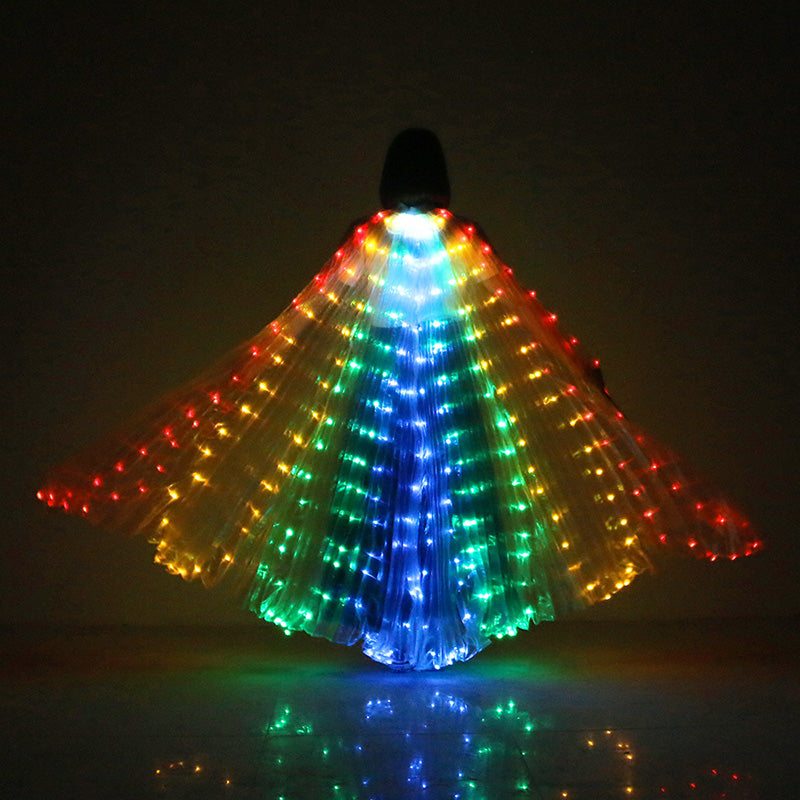 360 Degrees LED Butterfly Wings