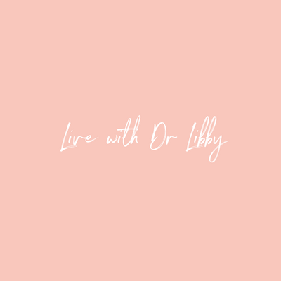 IG LIVE | Dr Libby aka The Women's Psychologist | 26th April