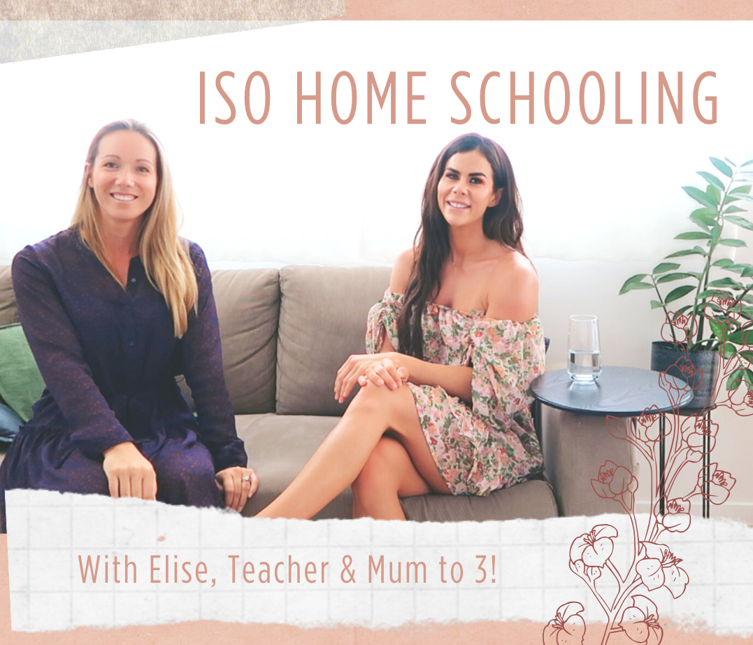 Iso Home Schooling While Working From Home!