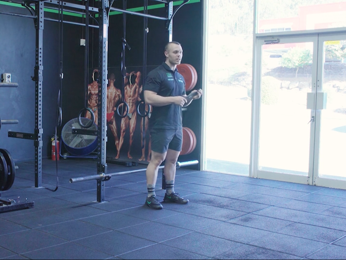 Glute Activation with Nathan Wallace