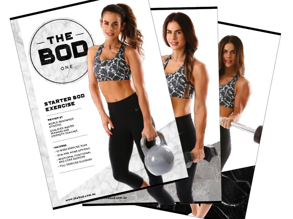 The Bod Cover Photo with three levels|The Bod logo drawing with girl wearing headphones