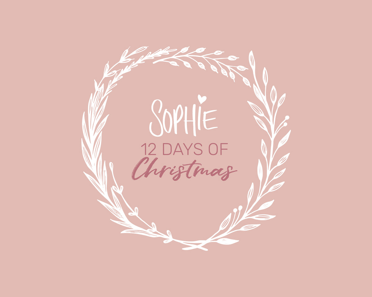12 Days of Christmas Giveaway 2018 | Sophie Guidolin
