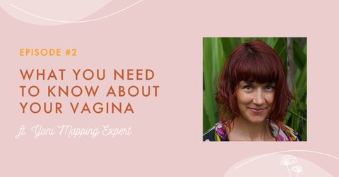 Episode #2 What you need to know about your Vagina ft. Yoni Mapping Expert