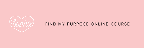 Find Your Purpose Online Course