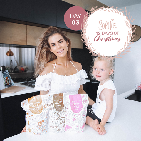 Sophie Guidolin 12 Days of Christmas Day 3