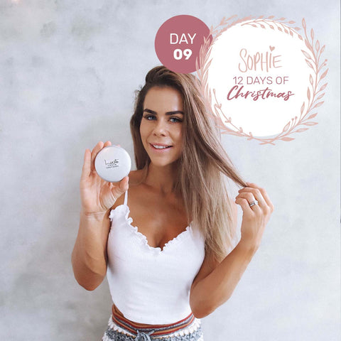 Sophie Guidolin 12 Days of Christmas Day 9