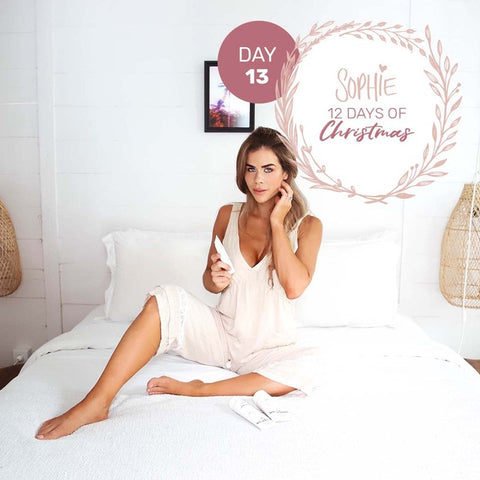 Sophie Guidolin 12 Days of Christmas Bohemian Skin