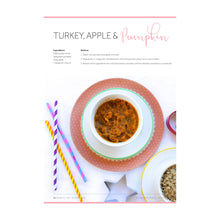 Load image into Gallery viewer, Baby's First Recipe Book