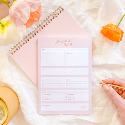 Flourish & Fulfilled Gratitude Digital Planner