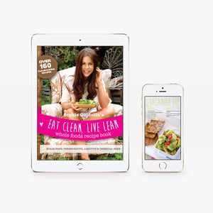Eat Clean, Live Lean - Digital Edition | Sophie Guidolin
