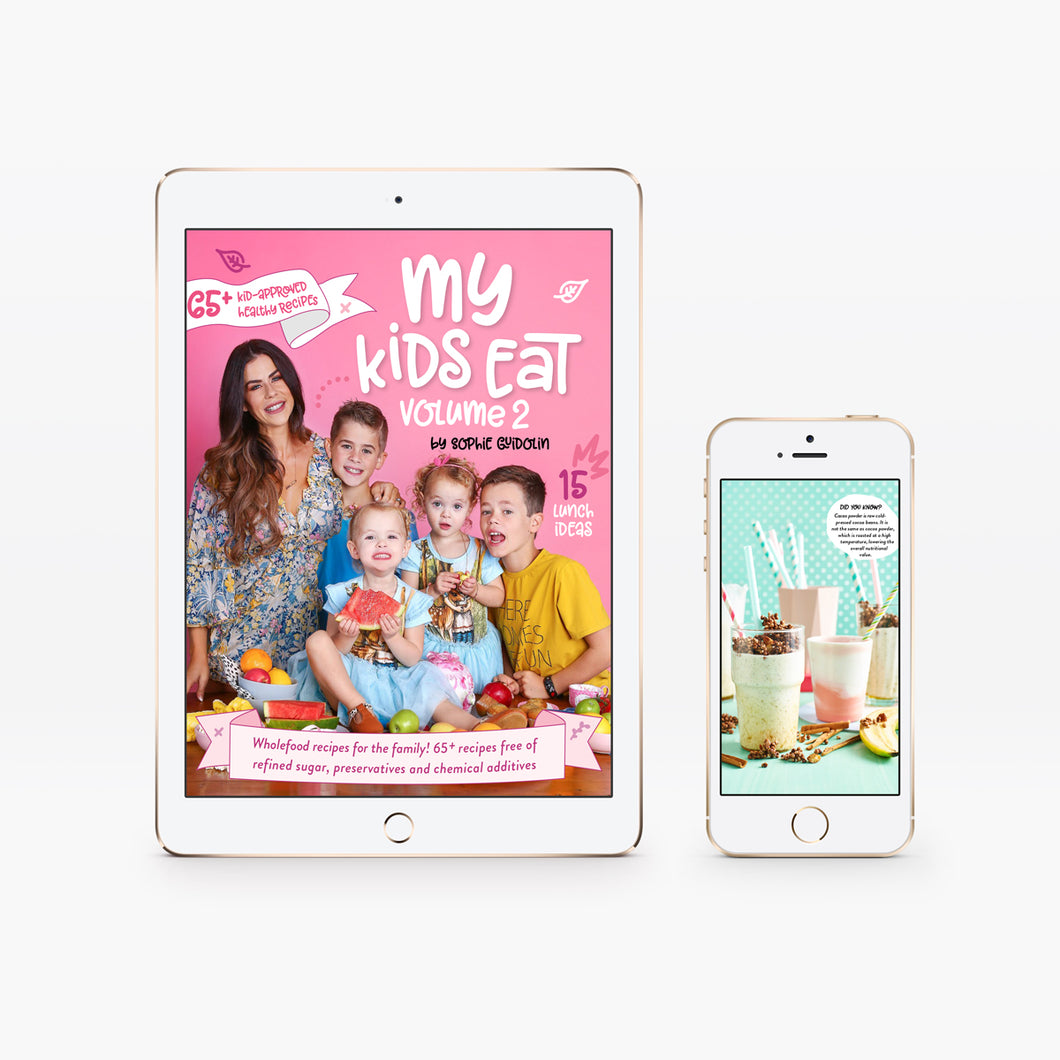 My Kids Eat Volume 2 - Digital Edition | Sophie Guidolin