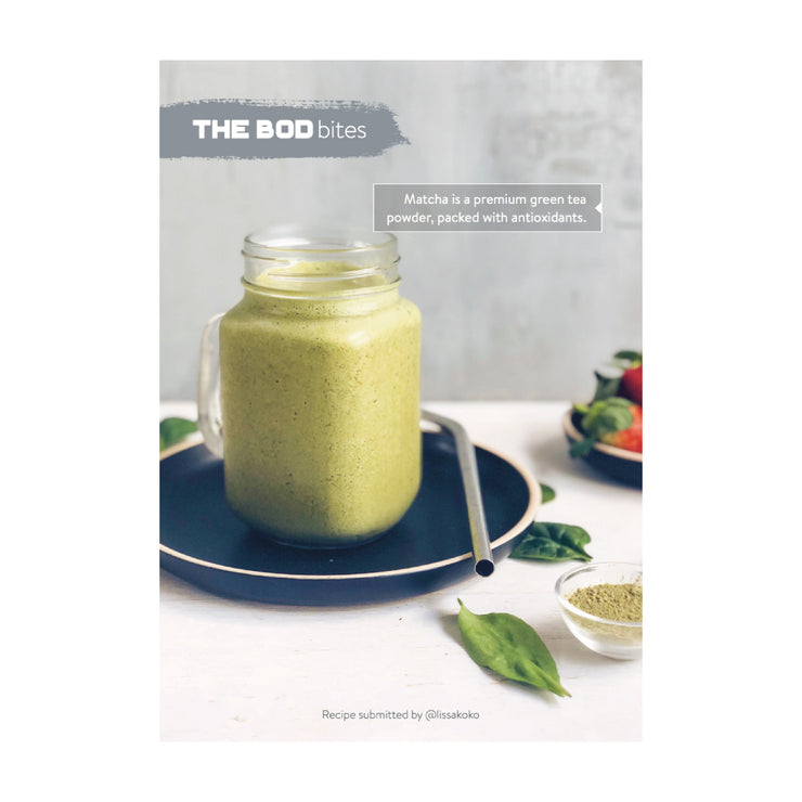 THE BOD Bites Recipe Book | Digital Edition
