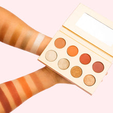 Load image into Gallery viewer, Sophie x Lust Minerals GLOW Eyeshadow Palette