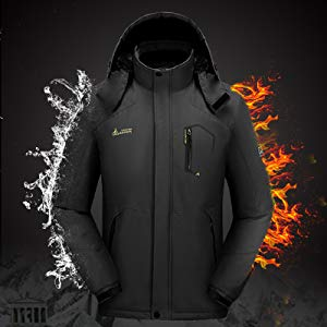 Women's Mountain Waterproof Ski Jacket