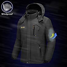 Women windproof jacket