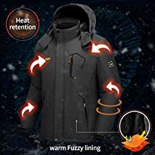 Women Heat retention Jacket