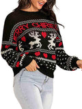 Ugly Christmas Sweater Reindeer Jumper