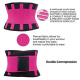Women Weight Loss Waist Slimmer Sweat Belt