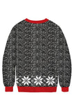 Crew Neck Polar Bear Christmas Sweatshirt