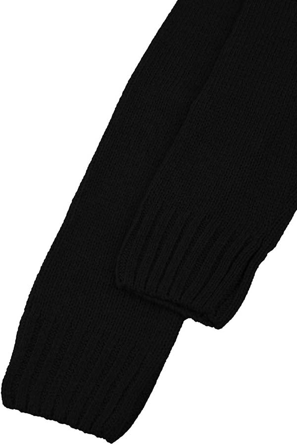 Turtleneck-black