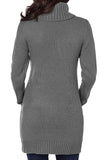 Turtleneck-grey