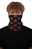 Unisex Shield Bandanas Windproof Neck Gaiter For Dust Protection