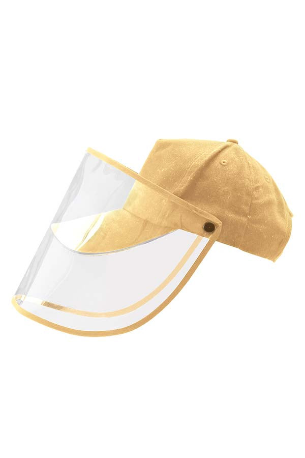 Cap-Yellow