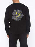 Illusion Melt Face Cool Sweatshirt