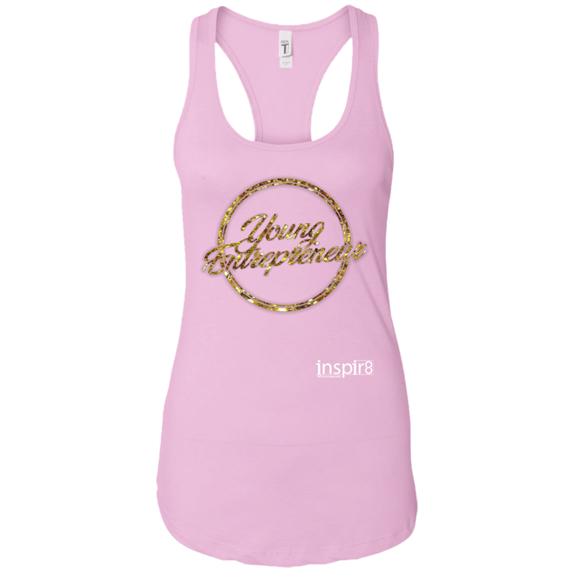 Ladies Tank Top - inspirational and motivational clothing
