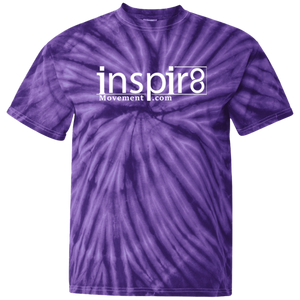 Official inspir8movement.com Tie Dye T-Shirt