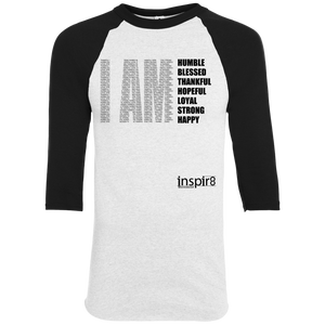 Jersey Long Sleeve Shirt - inspirational and motivational clothing