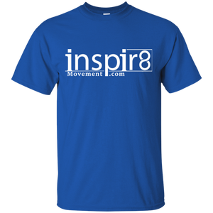 Official inspir8movement.com Men's T-Shirt inspirational and motivational shirt.
