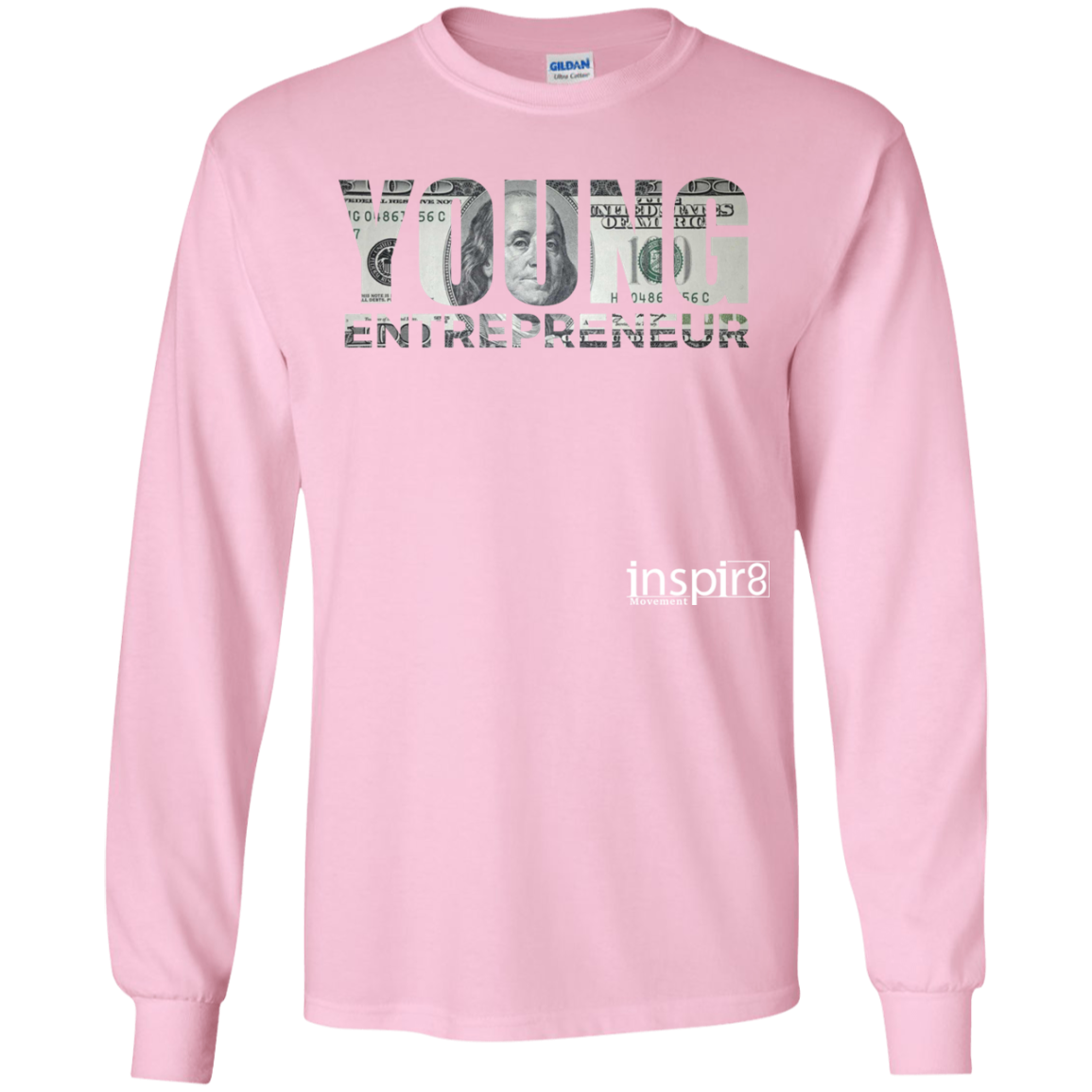 Kids Long Sleeve T-Shirt - inspirational and motivational clothing