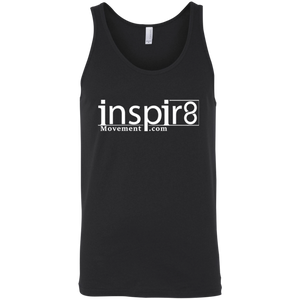 Official inspir8movement.com Men's Tank Top for inspirational and motivational clothing