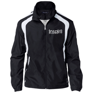 Official inspir8movement.com Men's Jersey-Lined Jacket