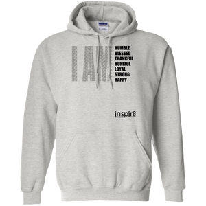 Pullover Hoodie - inspirational and motivational clothing