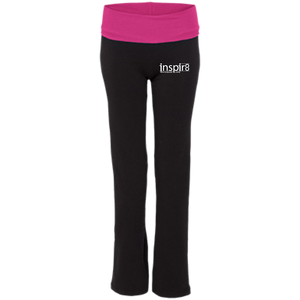 Official Women's Yoga Pants for inspirational and motivational clothing