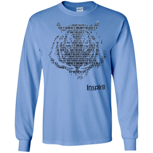 Long Sleeve T-Shirt - inspirational and motivational clothing