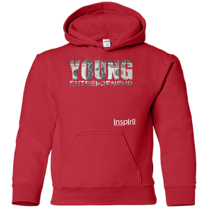 Kids Pullover Hoodie - inspirational and motivational clothing