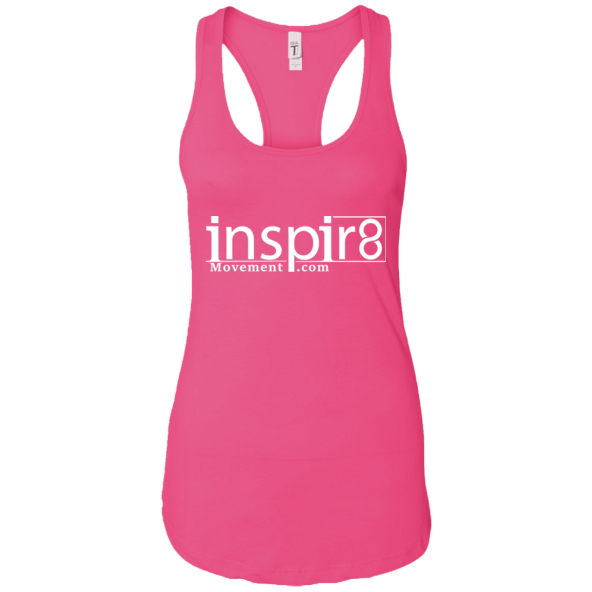 Official inspir8movement.com Women's Tank Top for inspirational clothing