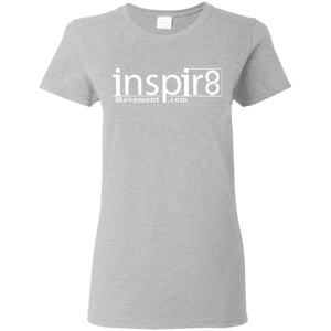 Official inspir8movement.com Women's T-Shirt