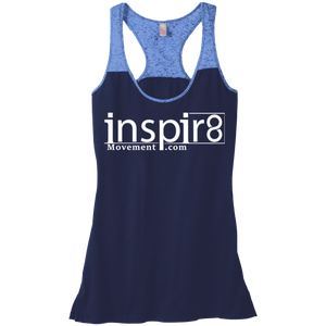 Official inspir8movement.com Women's Junior Varsity Tank