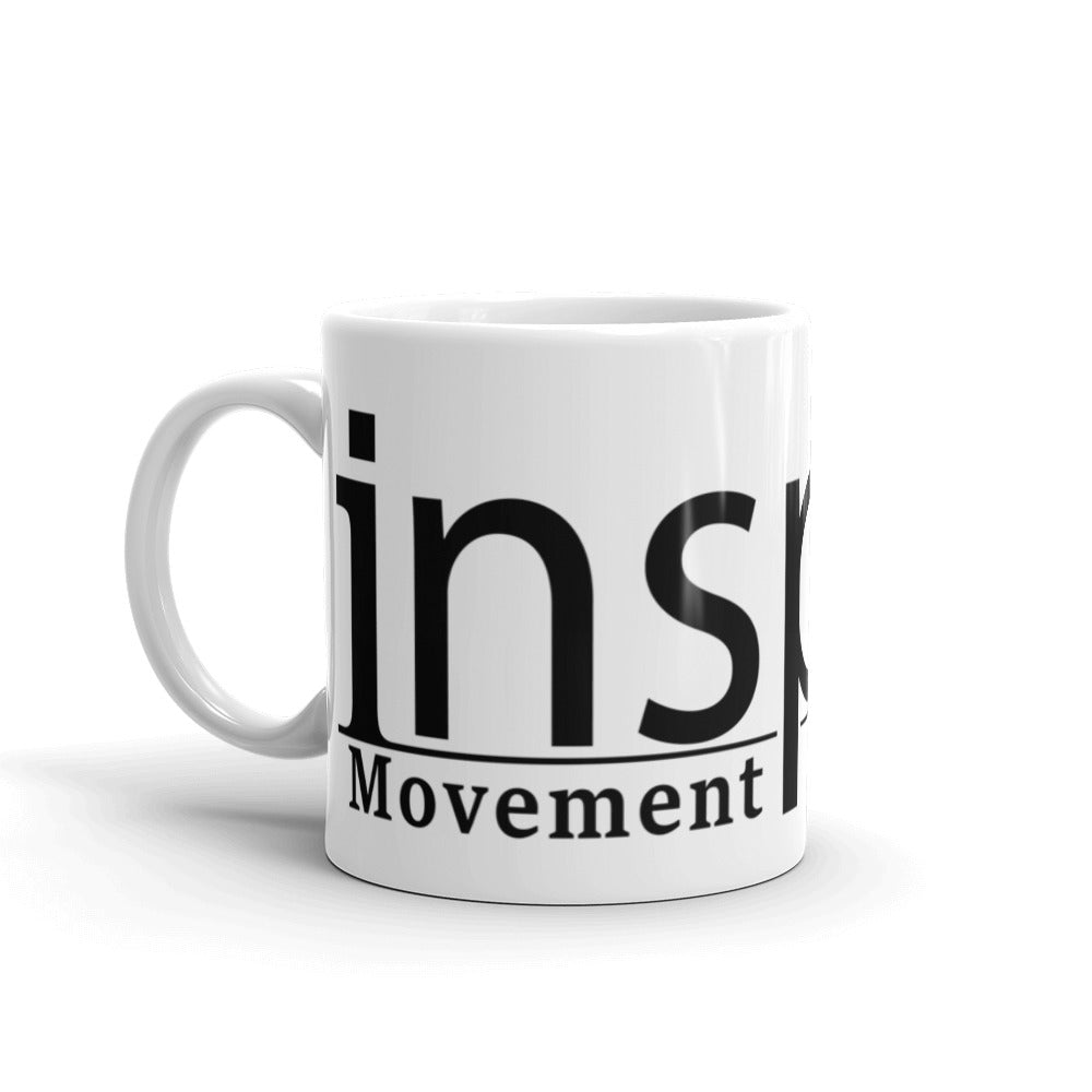 Ceramic Mug By inspir8 movement - inspirational and motivational clothing