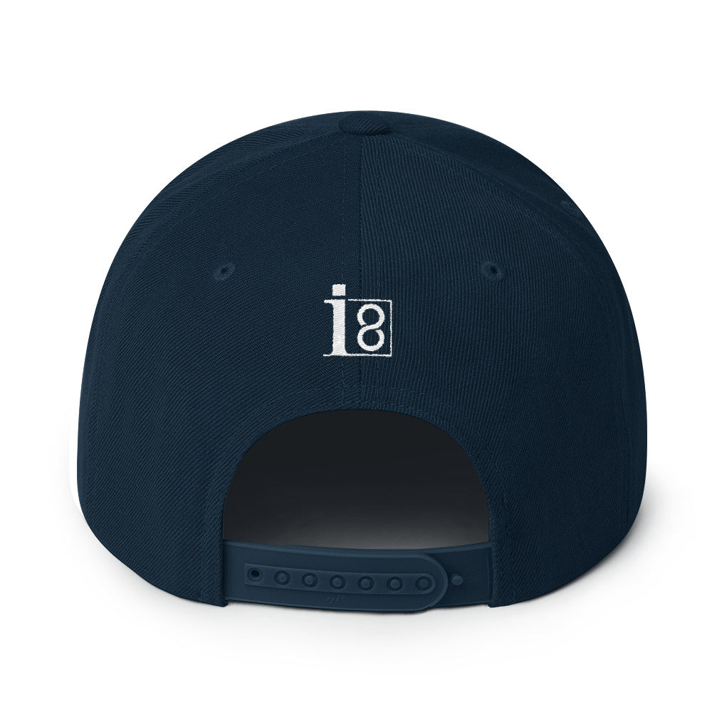 Official inspir8 movement i8 Snapback Hat