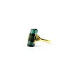 RAW INDICOLITE TOURMALINE RING I