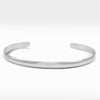 STERLING SILVER THICK CHOKER
